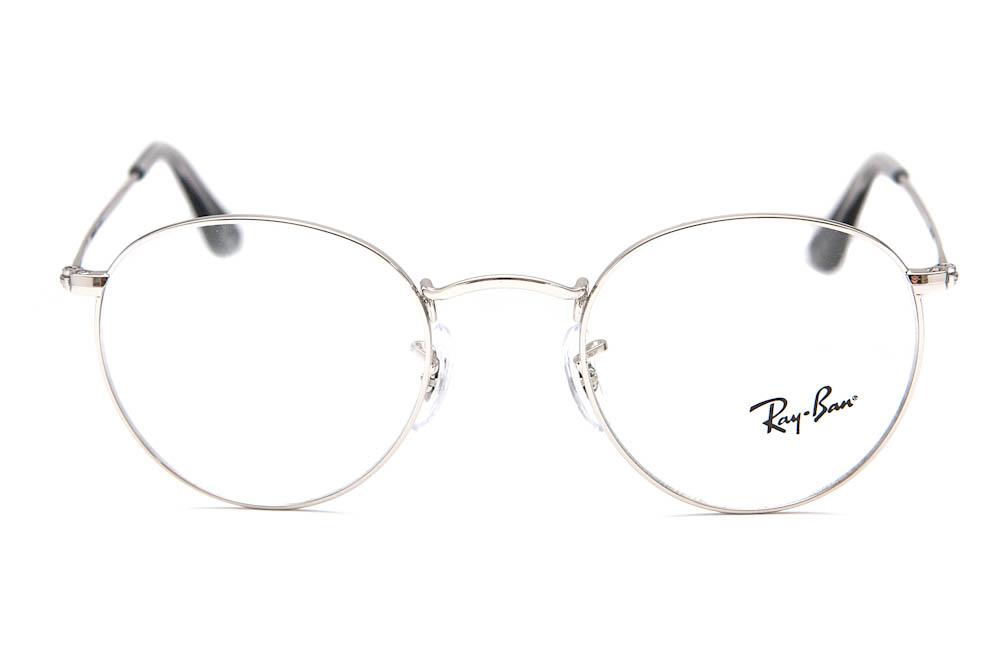 Очки ray ban с черной оправой